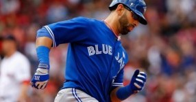 Jose Bautista Leads Blue Jays Pounding of Red Sox
