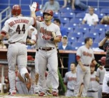 Paul Goldschmidt Homers Twice to Lead Arizona to Victory