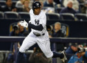 Curtis Granderson to the DL, Yankees Recall Brennan Boesch