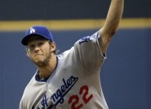 Clayton Kershaw Shuts Down Brewers with three-hitter