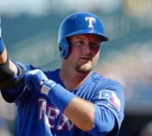 A.J. Pierzynski Put On the DL by Rangers