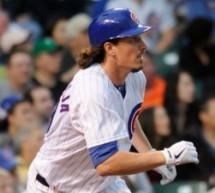 Jeff Samardzija Pitches, Homers His Way to Win Over Rockies