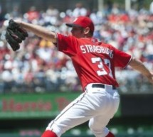 Stephen Strasburg Dominant As Nationals Beat Phillies