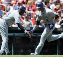 Troy Tulowitzki Homer Leads Rockies Over Cardinals
