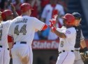 Alberto Callaspo Homer Lifts Angels Over ChiSox