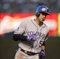 Carlos Gonzalez 5-for-5 Night Leads Rockies over Cubs