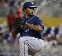 Alex Colome Wins Major League Debut For Rays