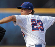 Jonathon Crawford Brings Big Arm, Talent to 2013 MLB Draft