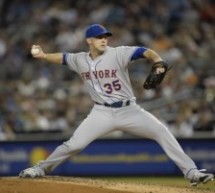 Dillon Gee K's 12 New York Yankees, Mets Finish Sweep