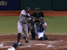 Curtis Granderson Breaks Hand in Yankees Win