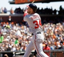 Bryce Harper Homers to Lead Nationals to Victory