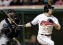 Jason Kipnis Homer in Extras Lifts Indians