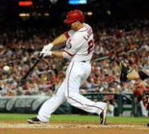 Adam LaRoche Homers Twice, Kevin Gausman Struggles in Nats Win