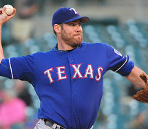 Colby Lewis Set to Begin Rehab; Hopes to Rejoin Rangers Rotation