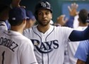 James Loney Homers Again in Rays Win