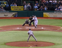 Evan Longoria Saves Rays With Walk-Off Homer