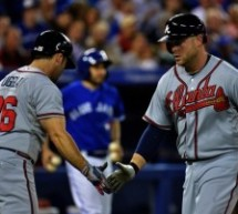 Brian McCann Lifts Braves with 2 Homers