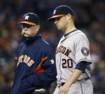 Bud Norris Trade Stock On The Decline For Astros