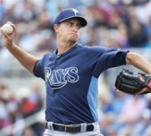 Tampa Bay Rays Send Jake Odorizzi Back to Minors