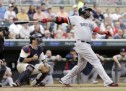 David Ortiz Homers Twice in Red Sox Victory