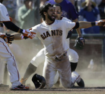 Angel Pagan Hits Walk-Off Inside The Park Homer (Video)