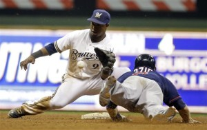 Milwaukee Brewers news
