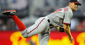 Stephen Strasburg Earns First Win Since Opening Day