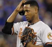 Pedro Strop to The DL for Baltimore Orioles