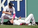 Shane Victorino, Will Middlebrooks to the DL For Red Sox