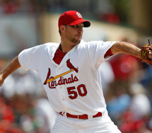 Adam Wainwright Loses No-Hitter Settles for Shutout