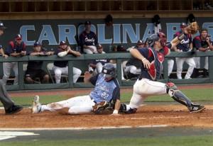 North Carolina baseball news