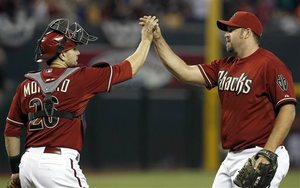 Arizona Diamondbacks closer situation