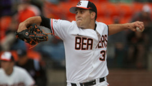 Oregon St Pitching Staff