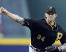 Pirates A.J. Burnett Placed on DL with Strained Right Calf