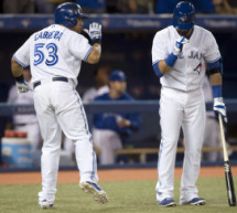 Melky Cabrera Leads Blue Jays With Three Hits in Win over Texas