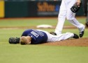 Rays Alex Cobb Hit By Line Drive – Suffers Concussion