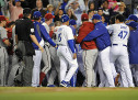 MLB Hands Out Discipline in D-Backs – Dodgers Brawl