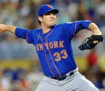 Matt Harvey Leaves Game With Lower-Back Tightness