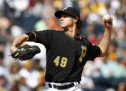 Jeff Locke, Pirates Blank Dodgers