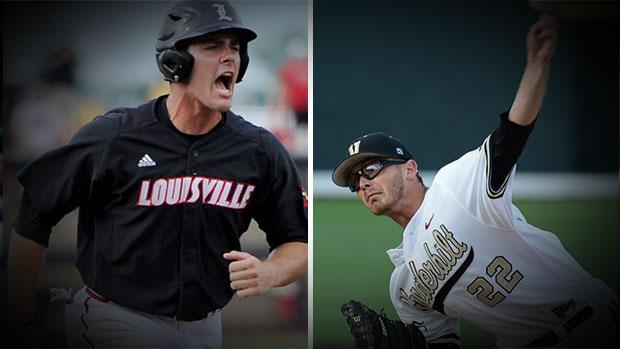 College baseball super regionals
