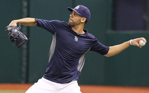 Tampa Bay David Price