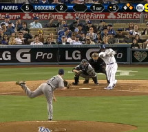 Dodgers Yasiel Puig Hits First Major League Homer, Then Adds Second (Video)