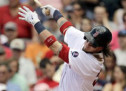 Jarrod Saltalamacchia Slugs 2 Homers as Red Sox Pound Angels