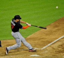 Marlins Giancarlo Stanton Homers Twice To Reach 100 In Career