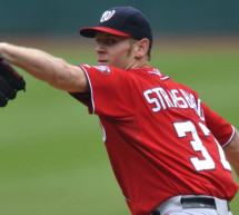 Nats Stephen Strasburg Returns in Nationals 2-0 Loss