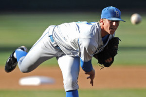 NCAA Baseball: Los Angeles Super Regional-UCLA vs TCU