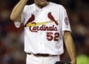 Michael Wacha Struggles, Cardinals Lose in Extras
