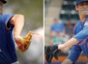 Dynamic Duo: Harvey, Wheeler Lead Doubleheader Sweep of Braves