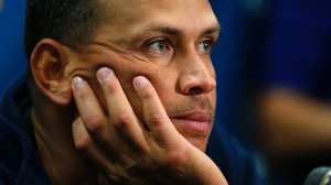 Arod Suspension