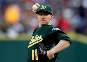 A's Pitching